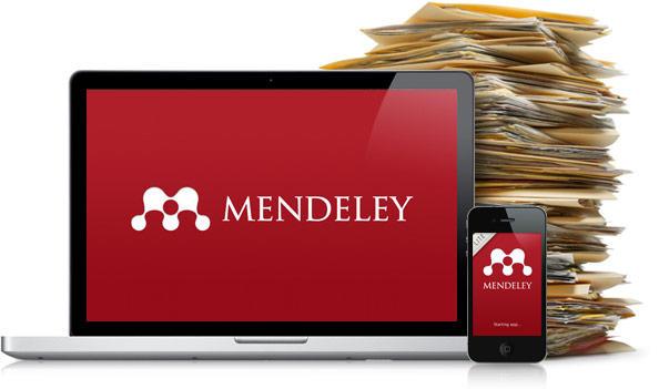 تطبيق Mendely