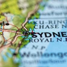 Các ứng dụng tìm đường tại Úc