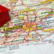 Bản đồ và các ứng dụng tìm đường tại Anh