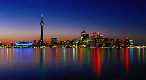 دليل المدن تورونتو كندا