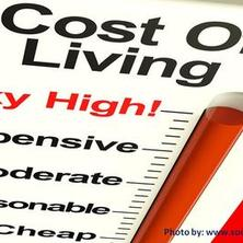 Biaya hidup di Kanada