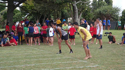 Papatoetoe High School Sports Day