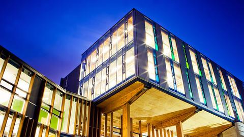 The Wellington campus
