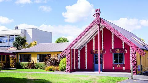 UCOL Wairarapa Campus and Marae